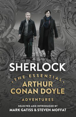 Meet Mark Gatiss and Steven Moffat TOMORROW 6pm! Signing copies of the new Sherlock book! https://t.co/Y5PAAM4xlr