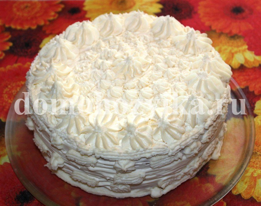 Приготовить творожный торт с фото