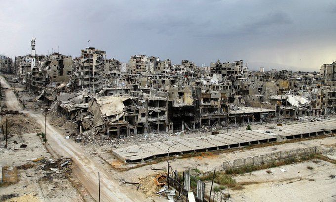 Syria  270,000 killed 7 million internally displaced 4.2 million external refugees 13 million in need of assistance