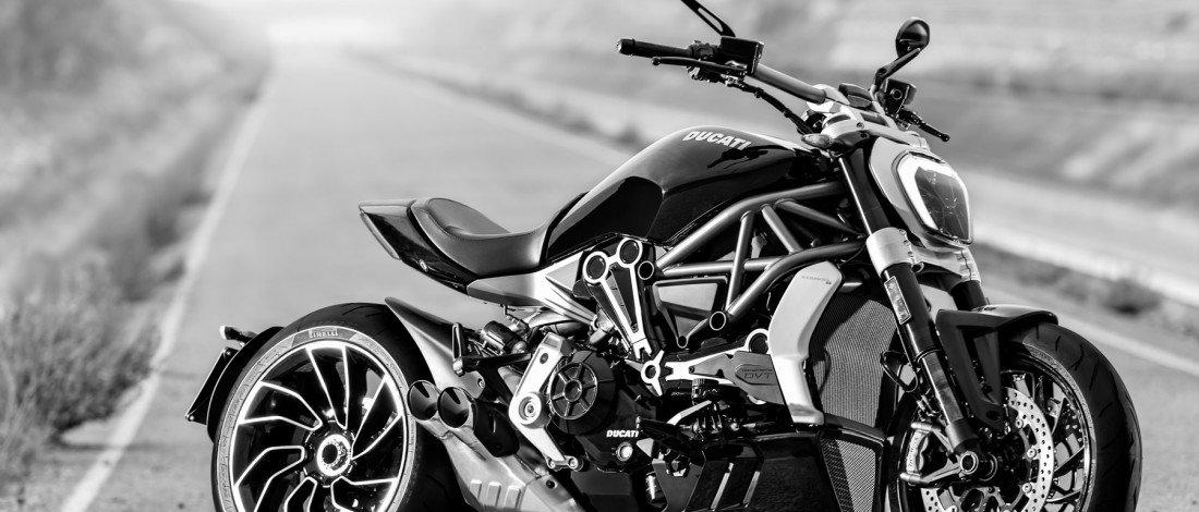 Ducati XDiavel - FOTO e VIDEO