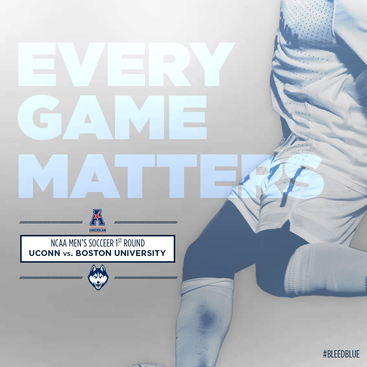 WE'RE IN! #UConn will host Boston University at Morrone Stadium on Thursday, Nov. 19. #EveryGameMatters https://t.co/rurYCJjNUY
