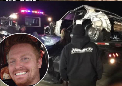 street outlaws star big chief injured in scary crash with costar brian chucky davis. Black Bedroom Furniture Sets. Home Design Ideas