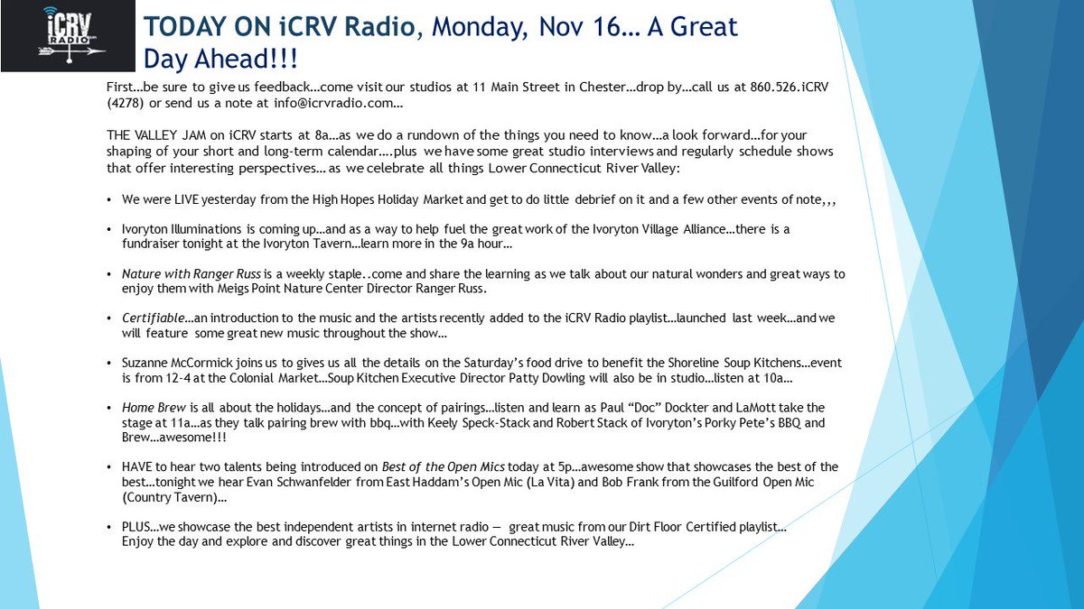 icrv - Twitter Search