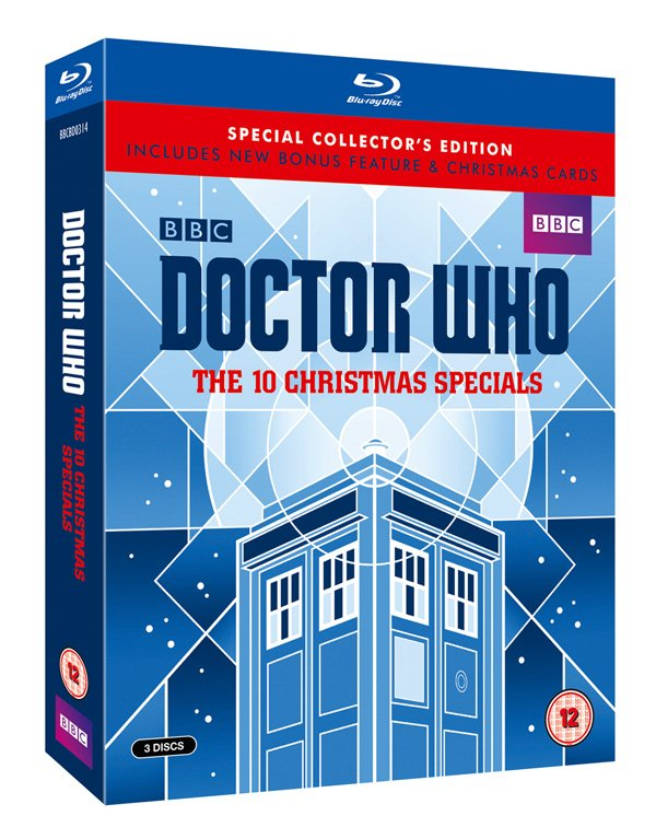 COMPETITION! Follow/RT for a chance to win the beautiful new DVD boxset, #DoctorWho 10 Christmas Specials + cards! https://t.co/0ixT86dJNE