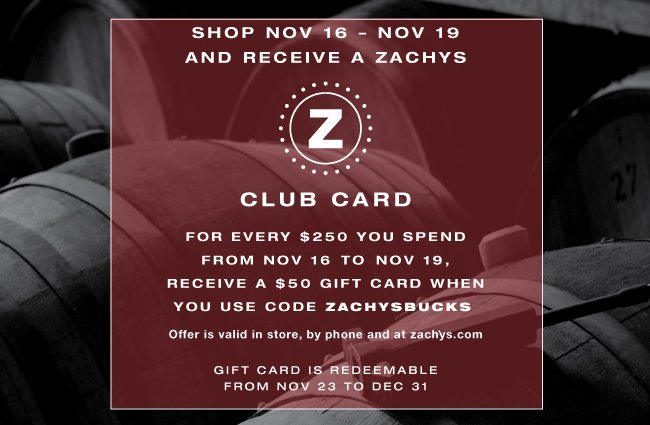 Gift Card - Zachys Wine & Liquor