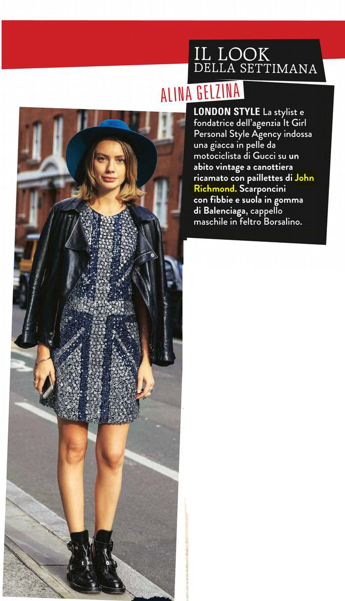 #alinagelzina #lookoftheweek #grazia #londonfashionweek #itgirl #vintage #Dress https://t.co/bAPo9aqWF4