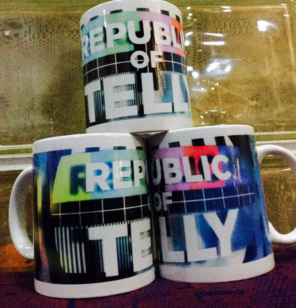 We're back on your box tonight on @RTE2, straight after the big match... RT to win a #RepublicOfTelly mug! #COYBIG