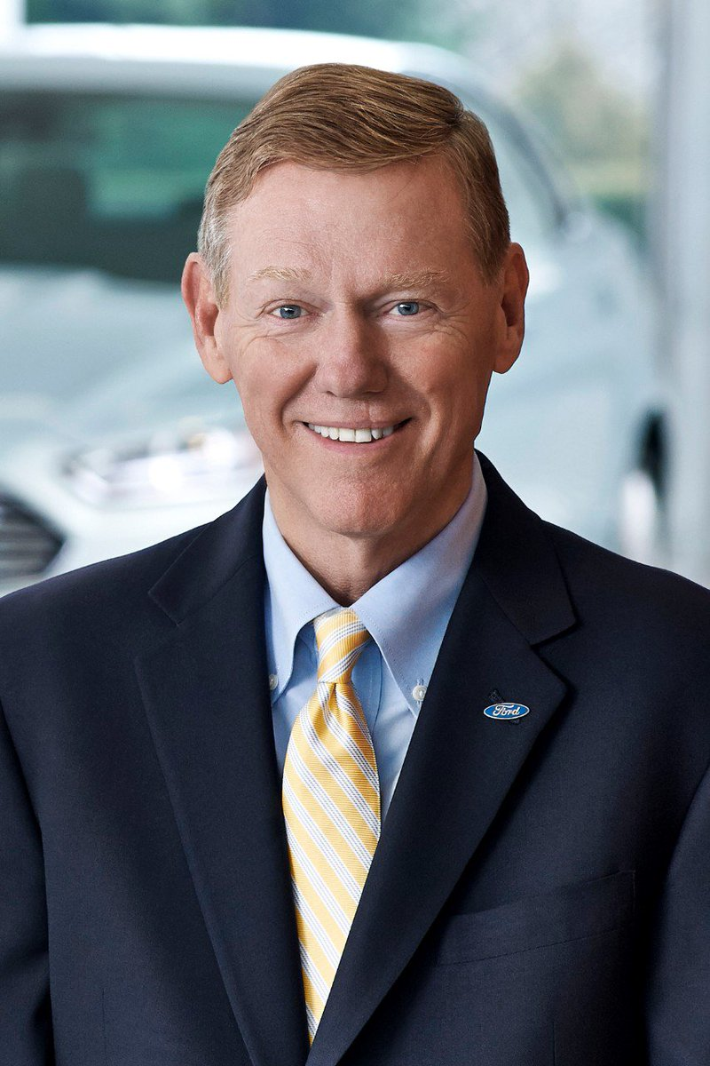 Thumbnail for Dean's Innovative Leader Series: Alan Mulally, SF '82