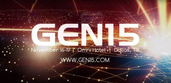 Hackathons, PoCs, demos and speakers...here's what Ciena will be doing at #GEN15 in Dallas https://t.co/JRnyXpjeTx https://t.co/6x3S45Uhqd