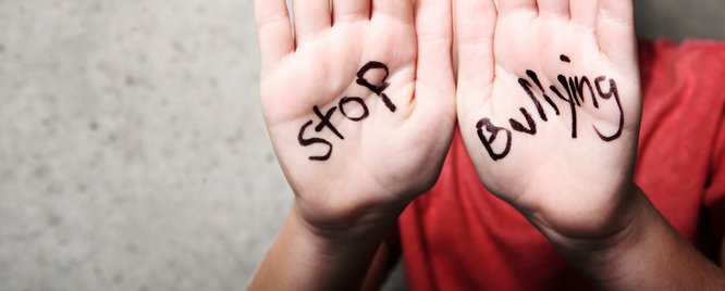 Being once bullied myself, I know how it can impact on a child's life. Stand up to bullying