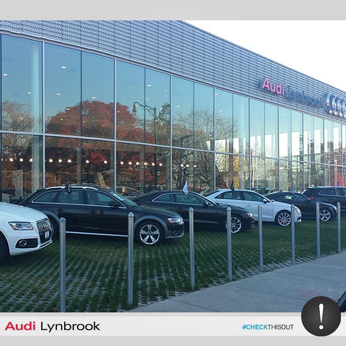 Audi Lynbrook On Twitter CheckThisOut So Much Effort Went Into - Audi lynbrook