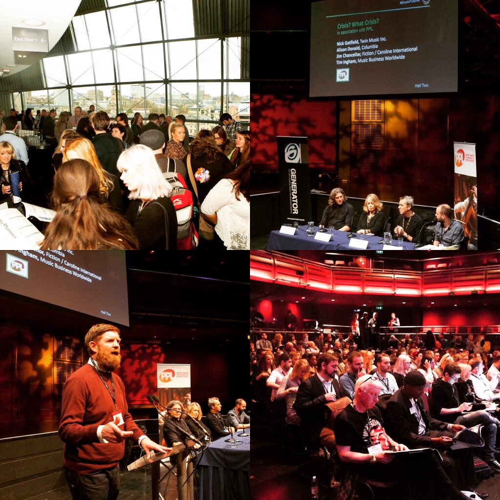 Thanks again to everyone who attended our #musicfutures conference @sage_gateshead last Thursday! https://t.co/vPmubn6zEV