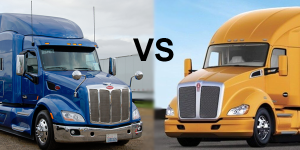 "JobsInTrucks.com on Twitter: ""#Peterbilt 579 VS. #Kenworth ..."