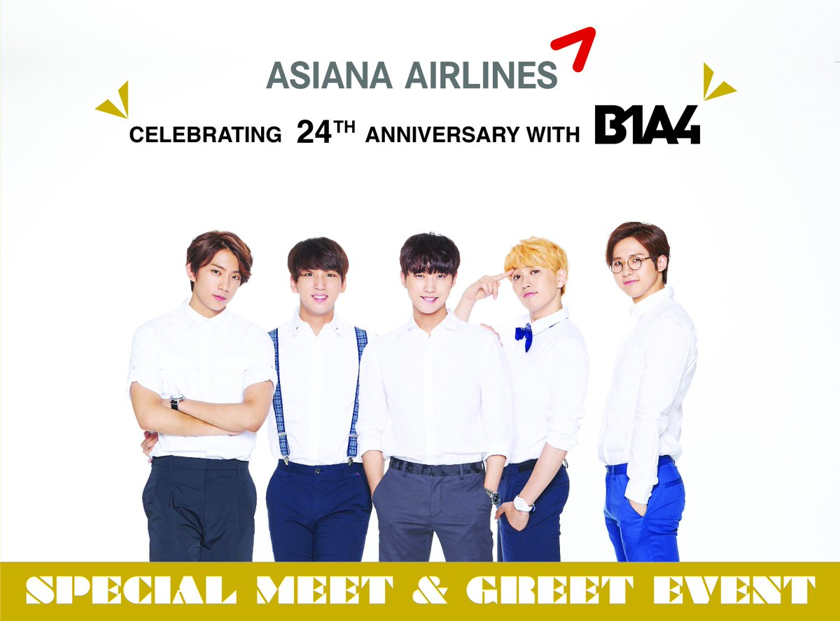 Hey #BANAs! Follow us & RT to WIN 10 pair passes to meet your boys on 11/14 in #LA! #B1A4 #FanMeeting @USA_BANA https://t.co/FCLTDXs8aC