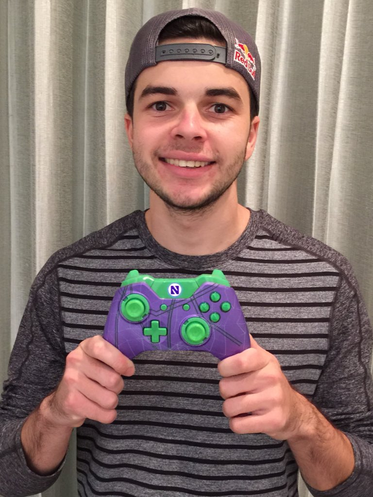 For Black Ops 3, I'm giving away an official Nadeshot @ScufGaming controller. RT to enter, winner chosen 11-8-15. https://t.co/bkTS67yvdf