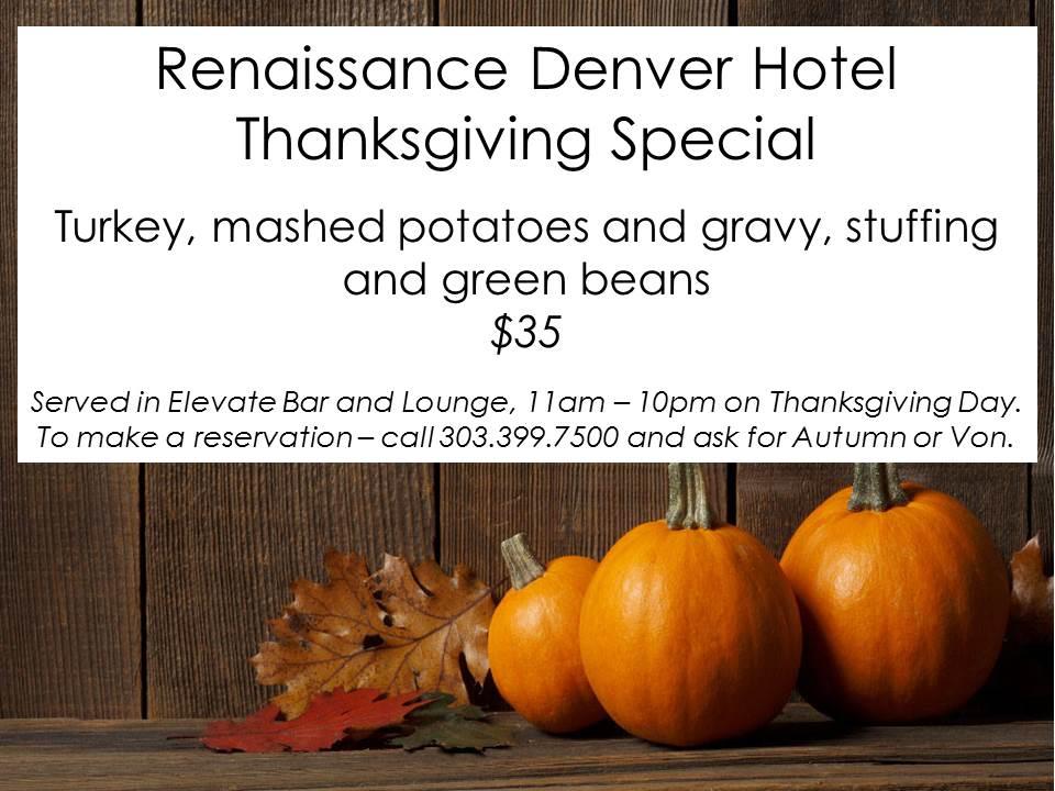 Renaissance Denver social image