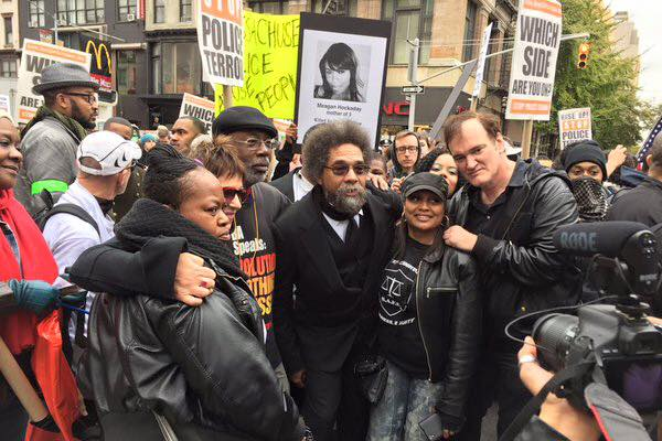 Stand w the murdered against the murders. Stop police terror! #SideWithQuentin  #BlackLivesMatter https://t.co/VQvRlWLOi5