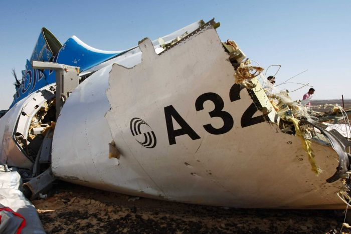 224 people were killed on Saturday when a Russian jet crashed in Egypt. The UK think it was brought down by a bomb https://t.co/ZKLTkzgcSe