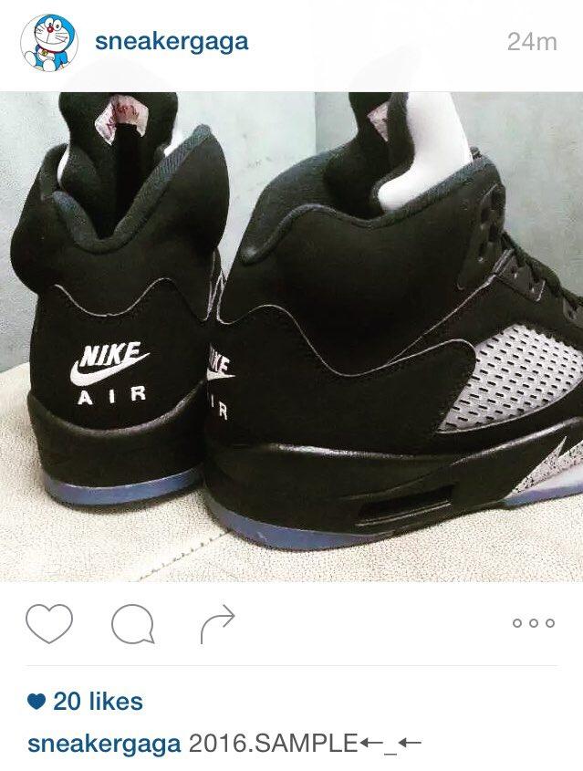 separation shoes 7457b b8c7c Nike Air Jordan Retro Metallic V - 7/23/16 | NikeTalk