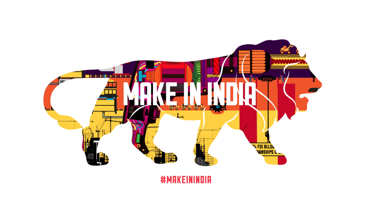 make in india The prime minister of india launched the make in india global initiative on 25th september 2014 make in india initiative aims at promoting india as an.