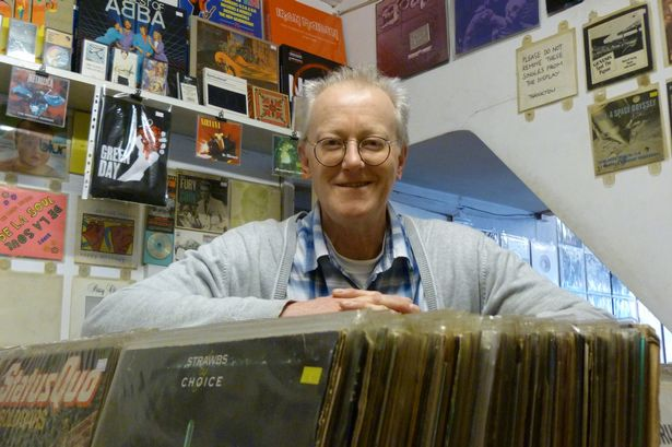 Record store is named one of the best in the UK https://t.co/XYlGGSvnrs #leicestershirehour https://t.co/zzx1QTiPK8