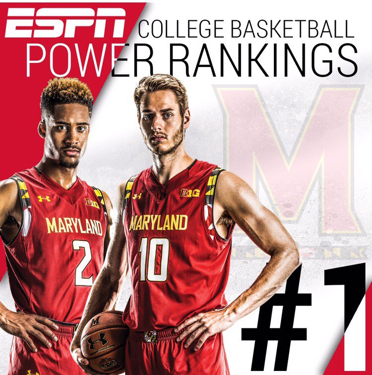 Maryland Basketball On Twitter The Espn College