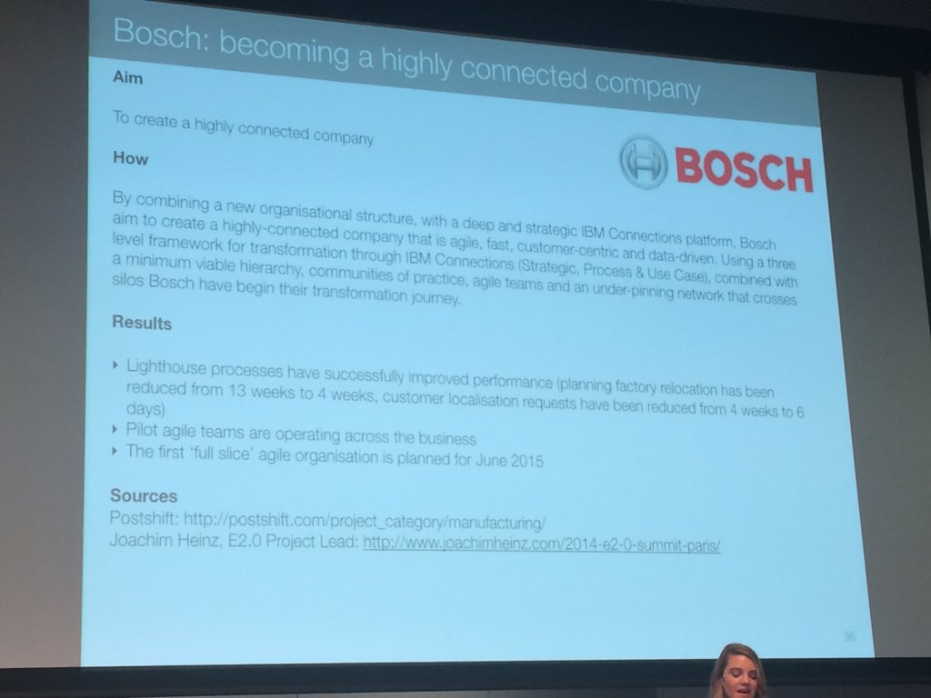 @Postshift showed Bosch as masterclass for E2.0 at #soccnx 9. Want to see how we live it, join us: 1655 hrs, Audi 2 https://t.co/fiQw4YOsVJ
