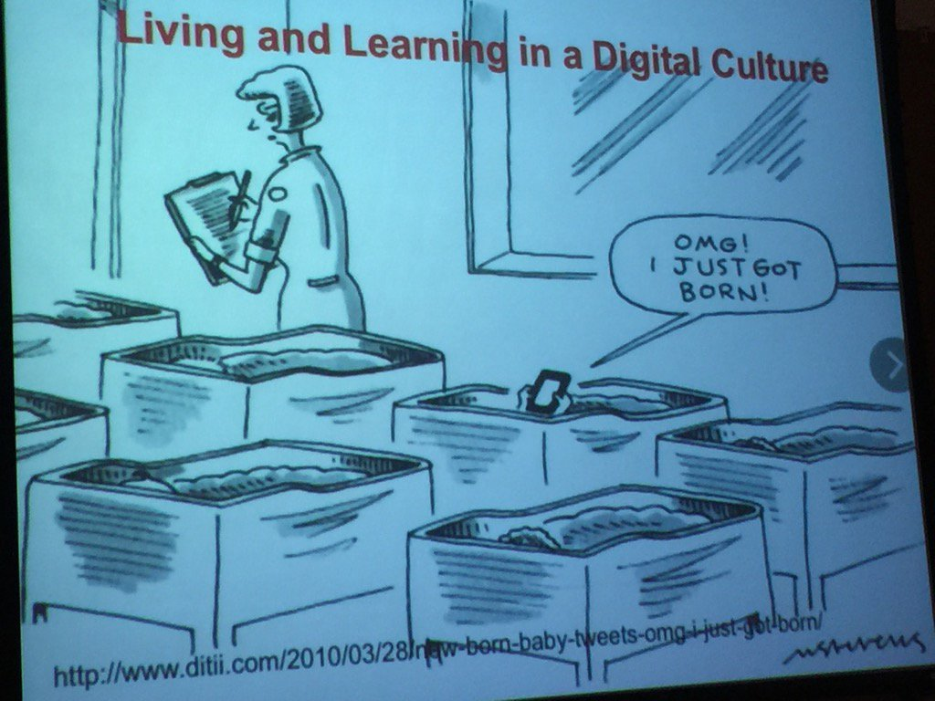 Presentation from Ross Todd - brings digital natives to a new meaning.  Learning Pathways  - sourcing ideas #TM2015 https://t.co/PoL1tpfcAm