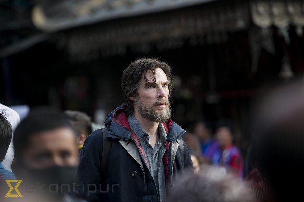 Marvel Studios' Doctor Strange Set Photos 58