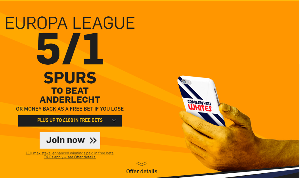 betfair sportsbook enhanced odds