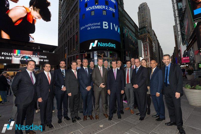 Nasdaq technology to power new Mexican Stock Exchange, Bolsa Institucional de Valores (BIVA):https://t.co/HdipP5GzEH https://t.co/NSqyYBtflu