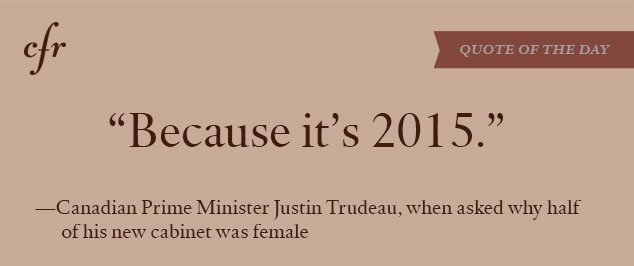 #Quote of the day from Canadian PM @JustinTrudeau: https://t.co/TbMPRSyq60