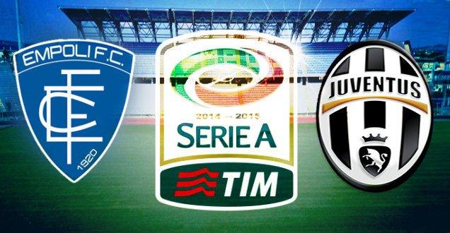 EMPOLI-JUVENTUS Streaming: orario Diretta TV Calcio e dove vederla