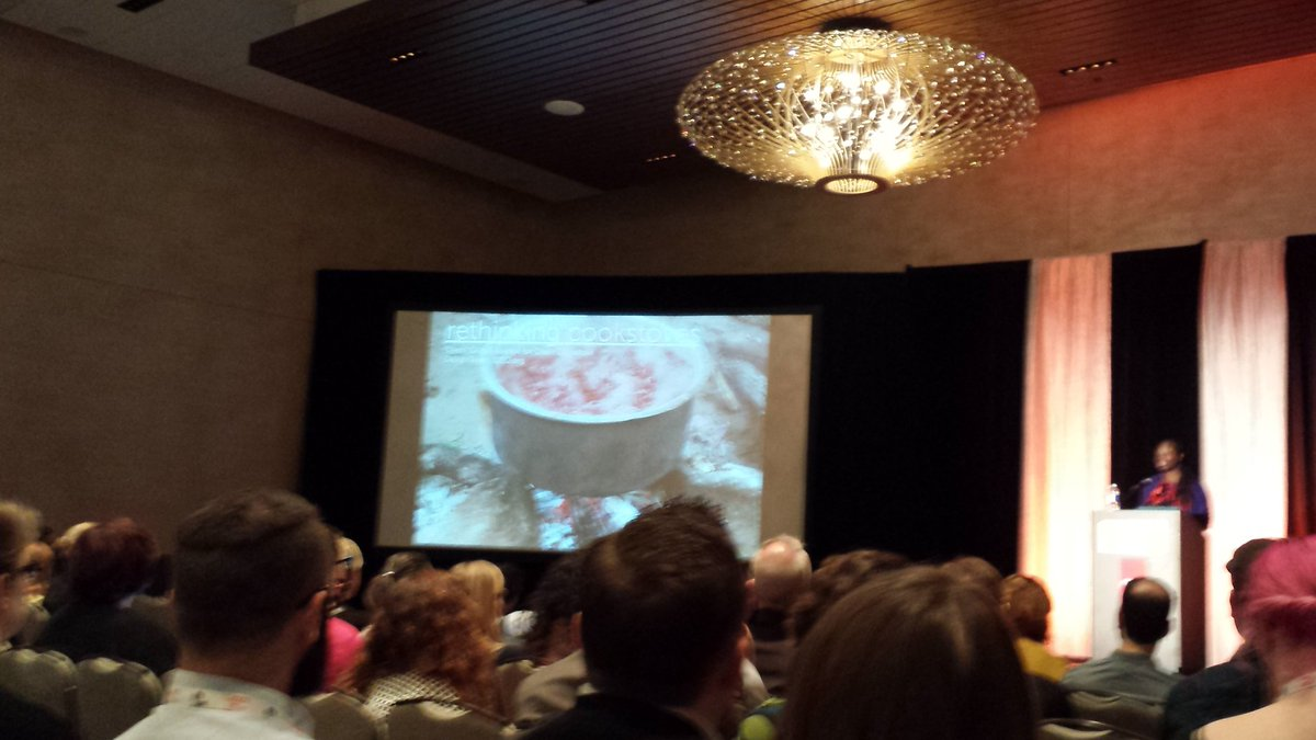 Keynote: Rethinking cookstoves-safer for human health & better for environment. Innovation by @IDEOorg #MCN2015 https://t.co/Kqbur59hcI