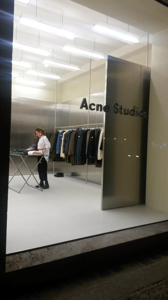 acne studios potsdamer straße berlin