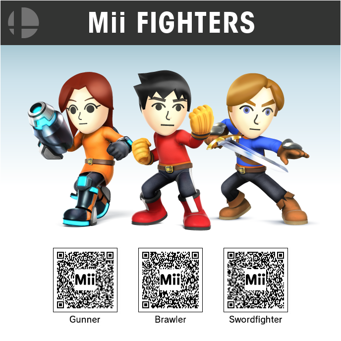 tye on twitter scan these qr codes on 3ds wiiu for perfect