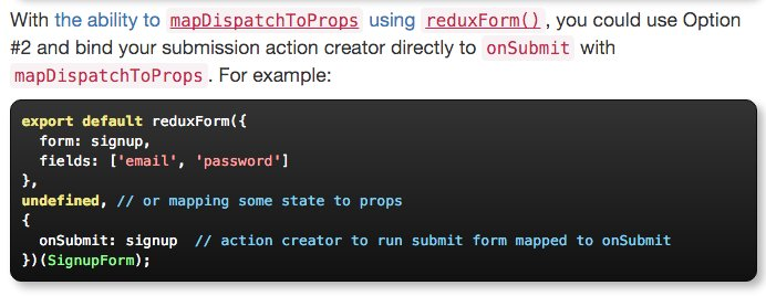 redux-form on Twitter: