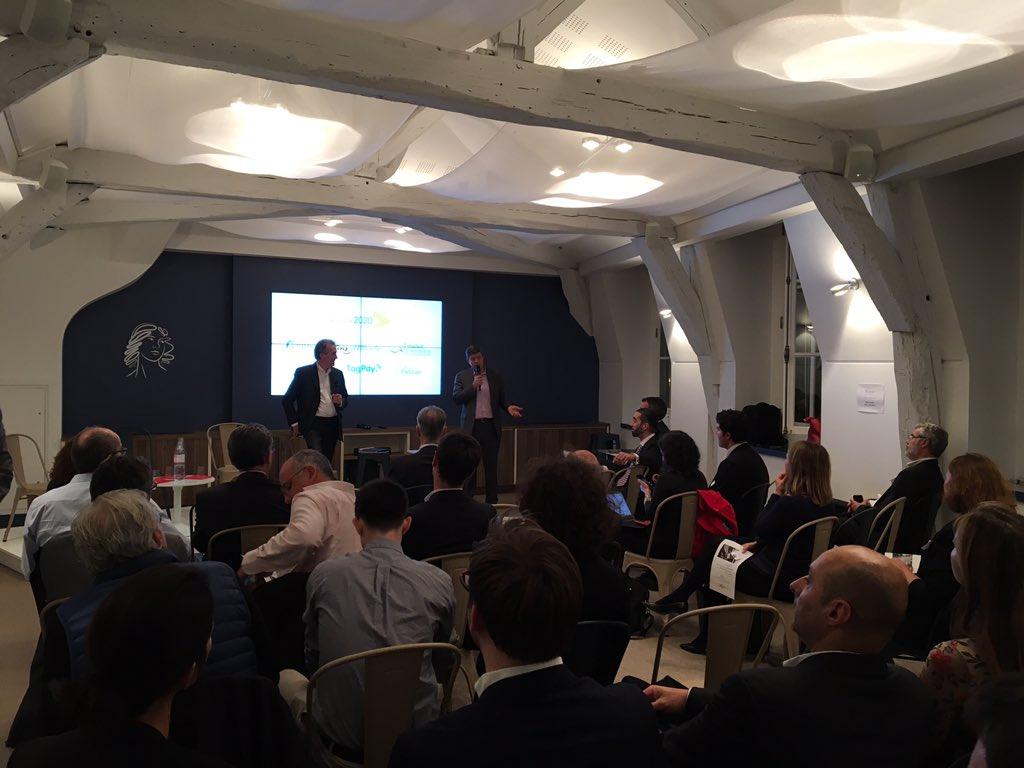 Ce soir chez @RAISE_France @gdeblignieres accueille  @Tagattitude pour la semaine #InclusionFinanciere https://t.co/A4j6KSBjIT