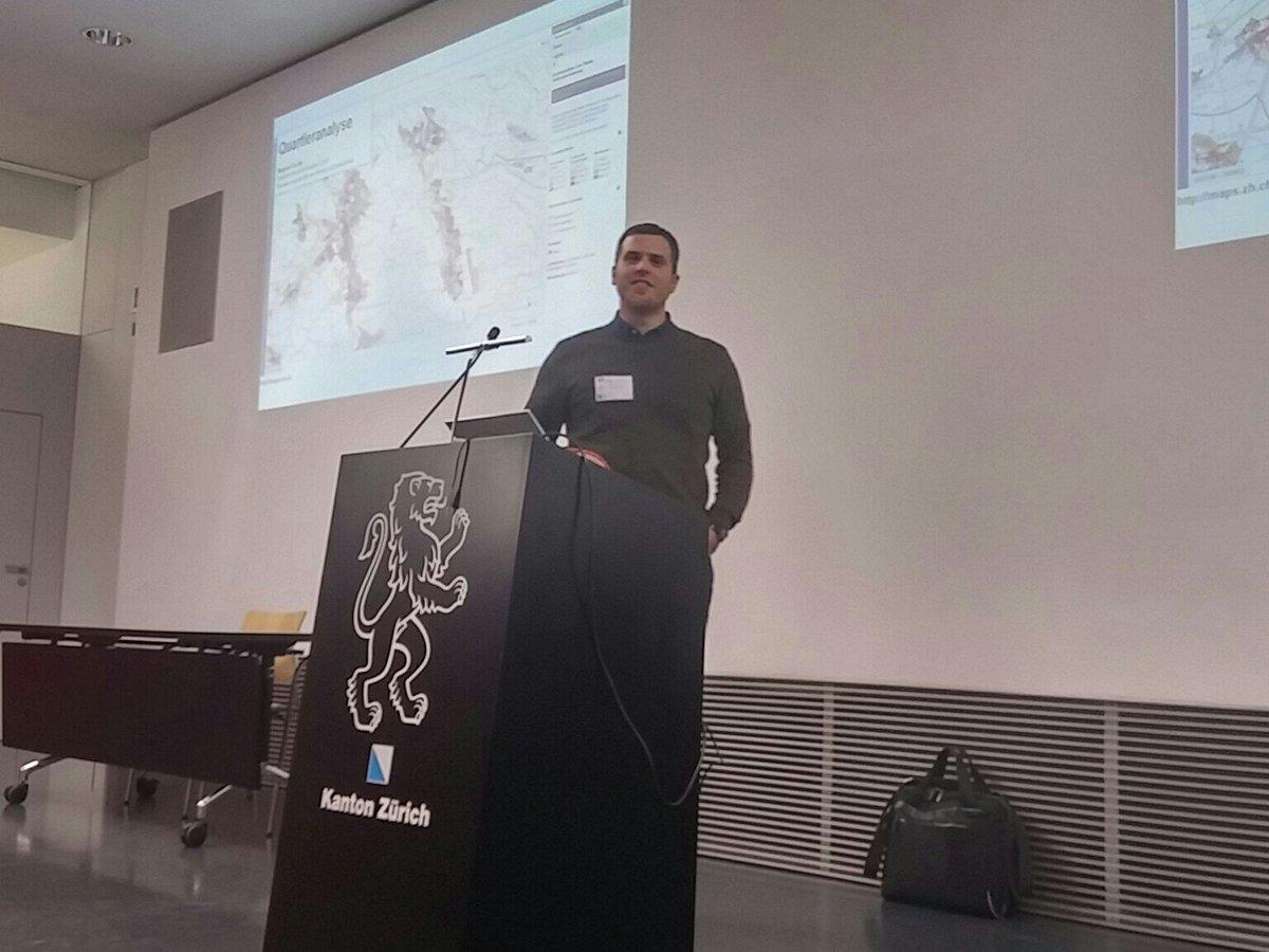 Magnus Gocke spricht über die Quartieranalyse ZH https://t.co/yYQHL7ezAB