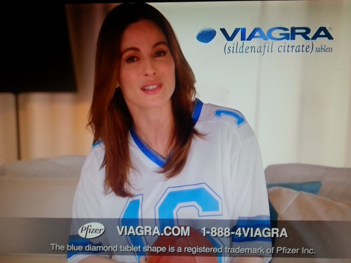 Woman on viagra