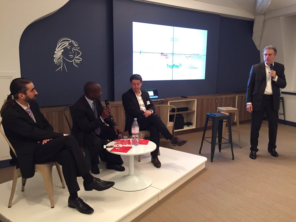 #FI2020week Dream Panel with David Martin, Antoine Leroux and Thierno Seck #digitalbanking  #monilepayments https://t.co/J4KPO1gGql