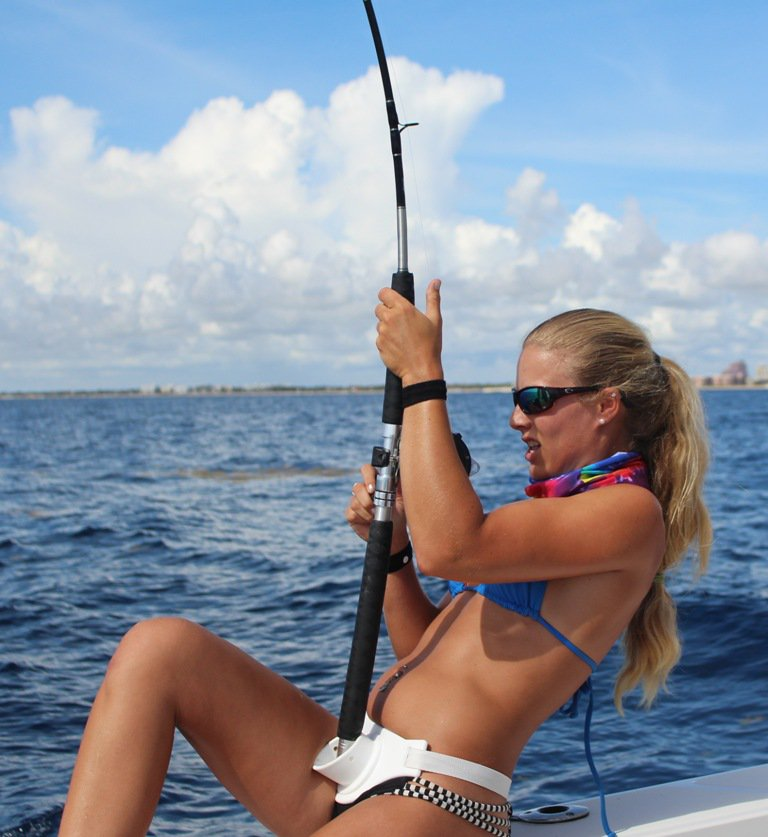 Darcizzle Offshore Tv On Twitter Quot Fish Like A Girl