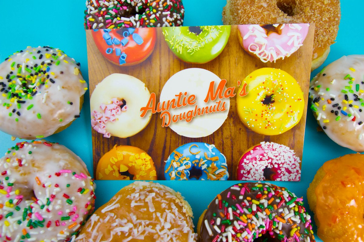 #NationalDoughnutDay should be everyday.