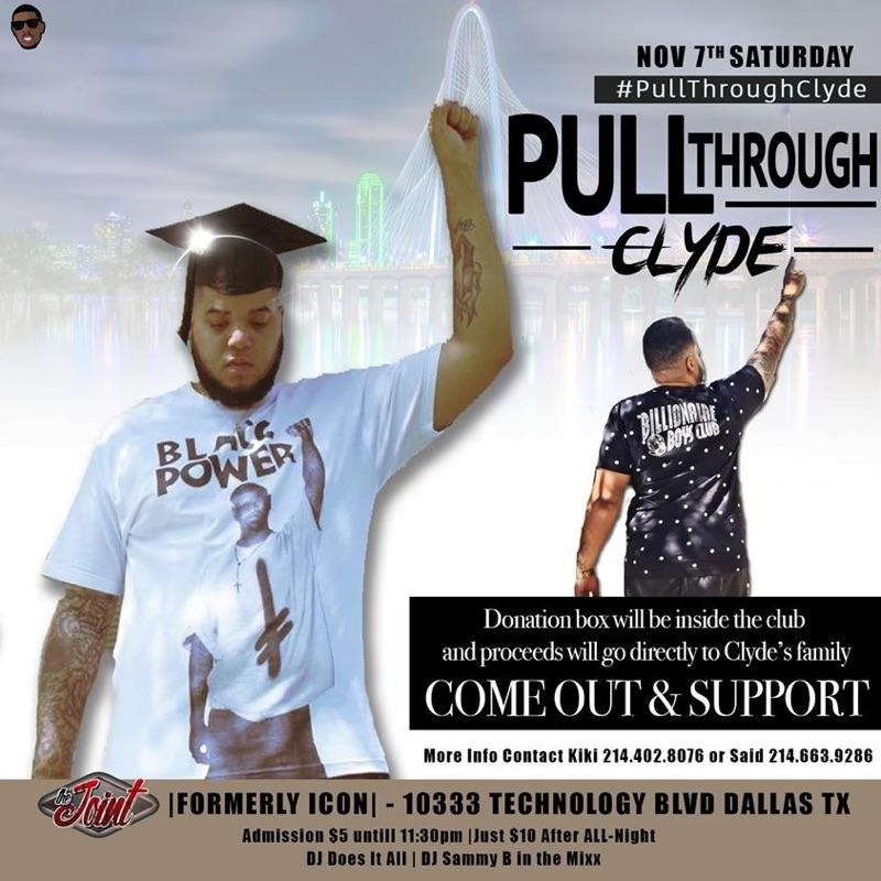 This Saturday we doing it for @Clyde_FadeAll... Come thru and support!  ... https://t.co/trgBv8ZHQL https://t.co/Aw7cnpIgVf