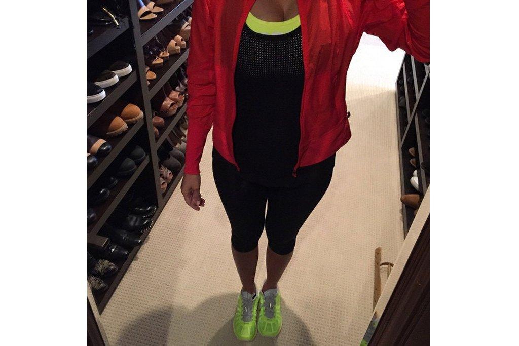 8fea40337 ... be surprised...http   footwearnews.com 2015 fashion celebrity-style  khloe-kourtney-kim-kardashian-athletic-propulsion-labs-apl-shoes-sneakers-168248   ...