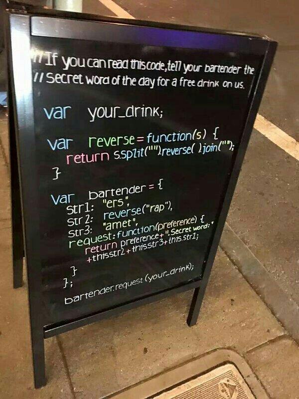 Нет, я все понимаю, но синтаксис хайлайтинг мелками - это пять https://t.co/VC9w9DnrYi