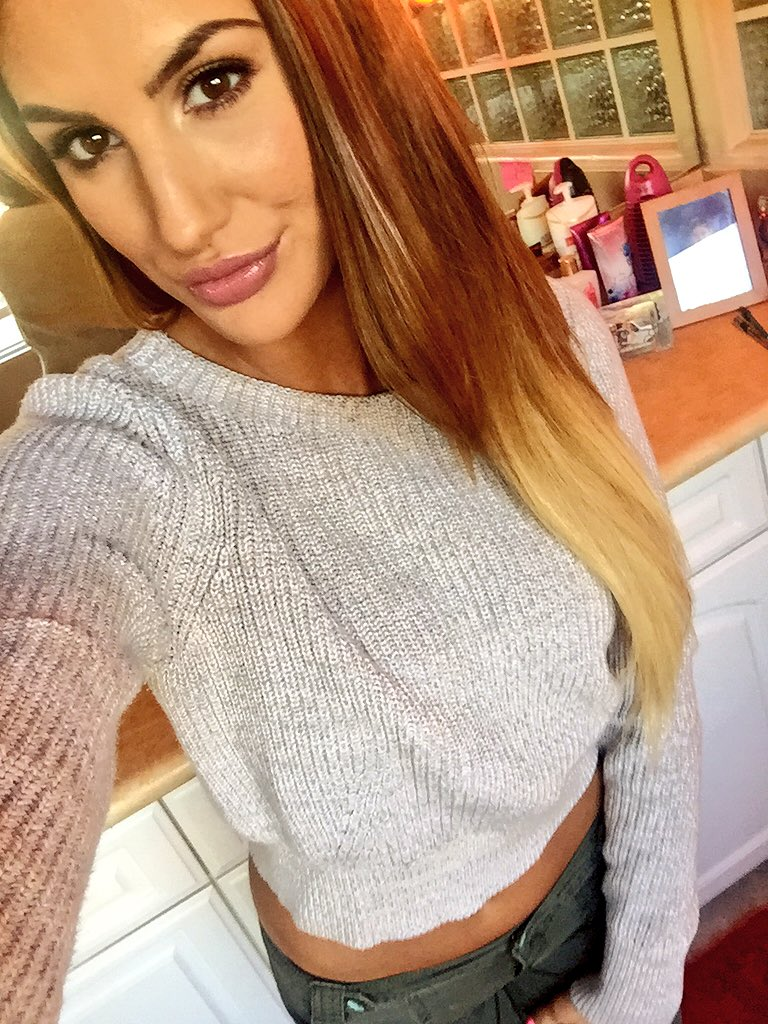 August ames on twitter