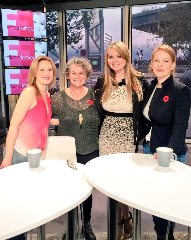 2015 @UBCP_ACTRA nominees @CamilleSully @GabrielleRose79 @chelahhorsdal join @FionaForbes tonight @ShawTVVancouver https://t.co/mQGqYgXja1