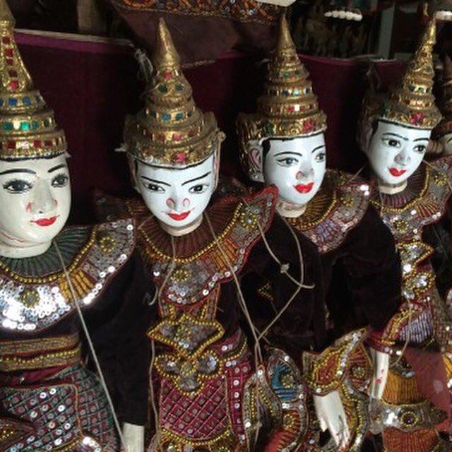Puppets.  Handmade in #myanmar https://t.co/1tDrm4WTzv #rtw #seasia https://t.co/rlOFCTJBAw