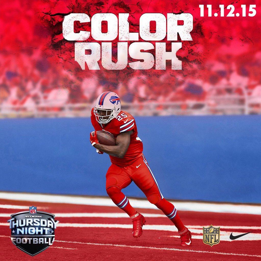 promo code eb264 401b3 Nike Color Rush Uniforms - The Orange Mane - a Denver ...